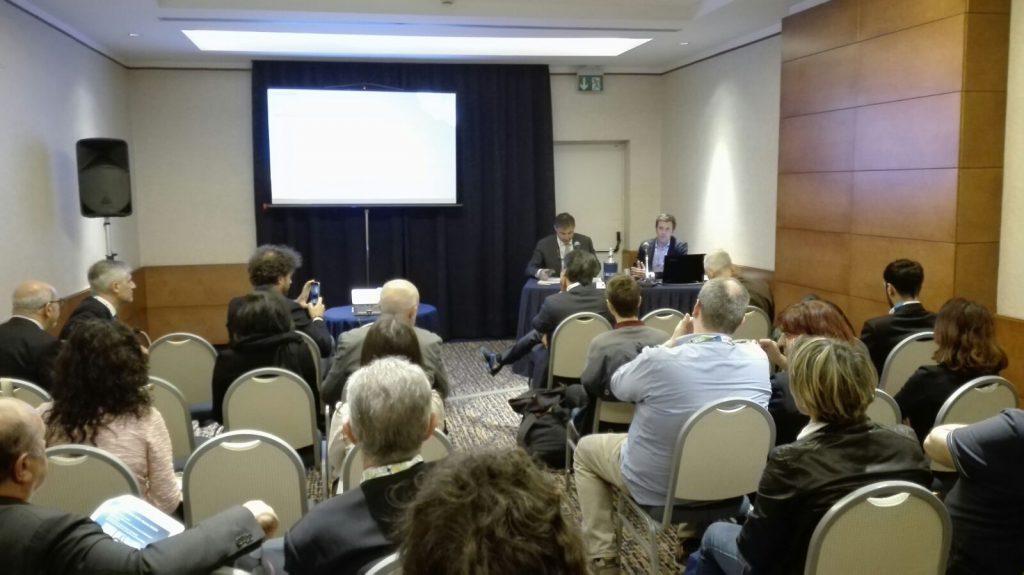 """Intervento """"EDM - Gestione e analisi di dati ambientali georeferenziati"""" (Paolo Florean, CEO B&A)"""