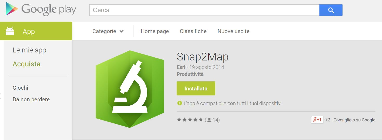 Snap2Map