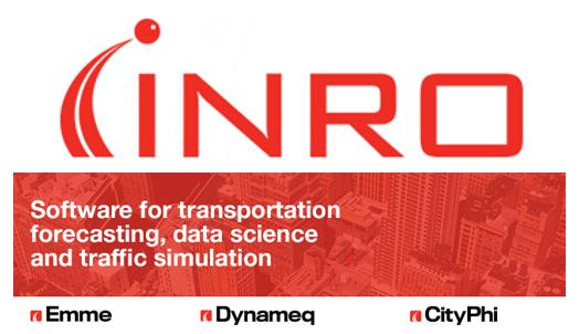 INRO_Model_City