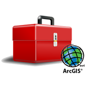 ArcGIS 10.7 ArcToolbox