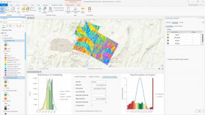 ArcGIS Pro - Interactive Suitability