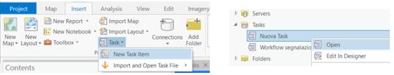ArcGIS Task - Insert