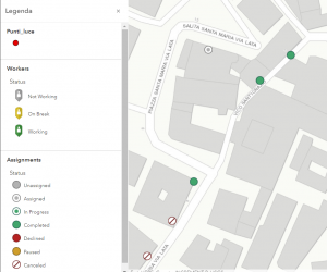 App - Web Map